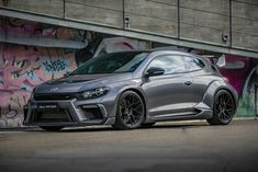 VW Scirocco Tuned Up By Aspec ( ) Specifications: Complete wide body kit made in CFRP and FRP with vacuum technology. Kit consists of front bumper. Scirocco R Vw Scirocco, Scirocco Tuning, 3008 Peugeot, Peugeot 206, Vw Golf Gt, Automobile, Acura Nsx, Vw Cars, Modified Cars