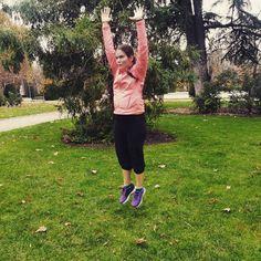 Si tu objetivo es llegar cada día más arriba eres de los nuestros #DespiertayEntrena #Despierta #Entrena #saltar #entrenamiento #salud #bienestar #deporte #vidasana #entrenadorespersonales #Madrid #instafit #workout #fitness #burpees #saltos #entrenar