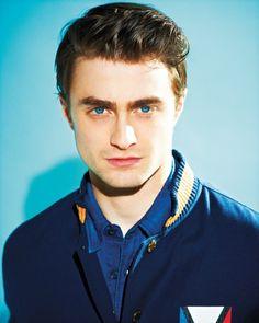 Daniel Radcliffe. THOSE EYES