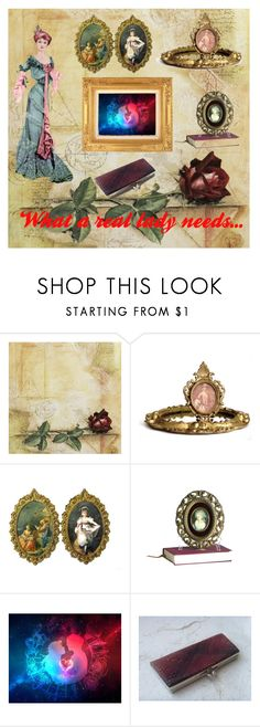 """""""What a real lady needs..."""" by luckystanlv ❤ liked on Polyvore"""