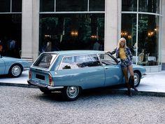 wagonation: Meanwhile in France …. (some Citroen GS shooting break hotness) (via mesmomeugenero regularcars)