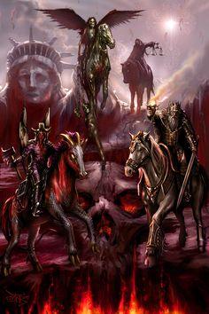 Come The Horsemen