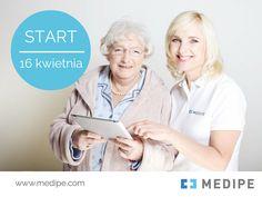 Kurs języka niemieckiego dla Opiekunek osób starszych - od podstaw! Start: 16 kwietnia 2016 r.! www.medipe.com