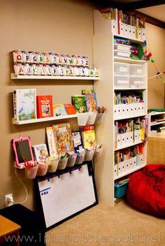 Playroom / activity area