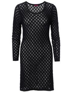 Indiska: ELMIRA kjole svart. Str. L eller XL, 499 NOK.