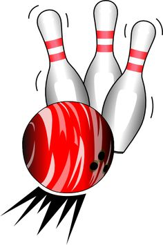 free sports bowling clipart clip art pictures graphics 2 olivia rh pinterest com clipart bowling lane clipart bowling pins and ball