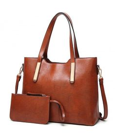 f2225a11bc4b Buy Women Top Handle Satchel Purses and Handbags Shoulder Tote Bags Wallet  Sets - Brown - and More Fashion Bags at Affordable Prices.