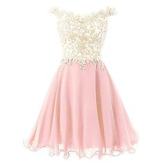 On Sale Easy Prom Dresses Lace Pink Lace Bodice Short Prom Gown Homecoming Party Dress Lace Homecoming Dresses, Hoco Dresses, Tulle Prom Dress, Formal Dresses, Dress Lace, Lavender Homecoming Dress, Chiffon Dresses, Gold Dama Dresses, Cat Dresses