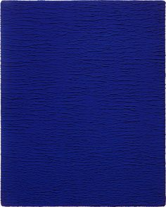 Yves Klein On Pinterest Cy Twombly Mark Rothko And