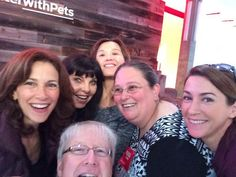 At @Purina Better With Pets with Diane Silver, Sandy Robins, Felissa Elfenbein and others in New York City 10/14/14. #betterwithpets #purina