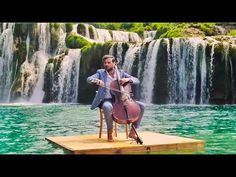 HAUSER: The Lonely Shepherd - 'Alone, Together' Alone, Cello, Krka Waterfalls, Feel So Close, Nature Music, Brain Activities, Gods Creation, Love You Forever, Music Lovers