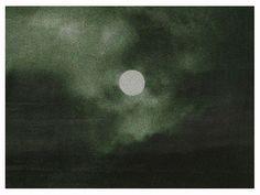 … luna de abril …april moon over Maspalomas…