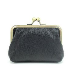 Leather Coin Purse / Mini Leather wallet /
