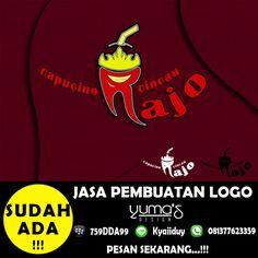 YUMA's DESIGN Jasa Pembuatan Logo Melayani pembuatan: - Logo Usaha Dagang - Logo Usaha Jasa - Logo Online Shop - Logo Kemasan Produk - Logo Perusahaan - Logo Pribadi Selfie - Logo Wedding - Logo Travel - Logo Restoran - Logo Jajanan Ringan Dan lain lain....  TANYA Kami, Harga, Paket, dan More Info Di: YUMA's DESIGN WA: 081377623359 Line: Kyaiiduy PinBB: 759DDA99 Site: www.instagram.com/yumasdesign Office: Jln Pramuka No 12/76 Kemiling Raya - Bandar Lampung.