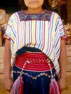 Maya Huipil Chiapas by Teyacapan, via Flickr
