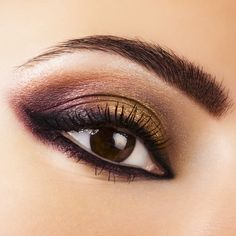 Makeup for Beautiful and Sexy Eyes (Pics)