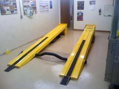 A different concept in lifts! - The Garage Journal Board