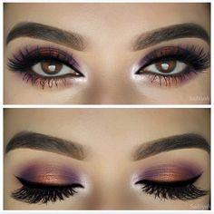 vegas_nay @vegas_nay Purples and coppe...Instagram photo   Websta (Webstagram)