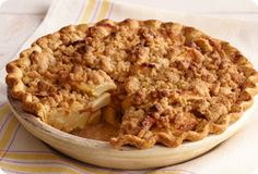 It's apple season! Time to make some apple desserts. Try our Apple Crumb Pie this Labor Day. For more recipes, visit the Eckert's blog.