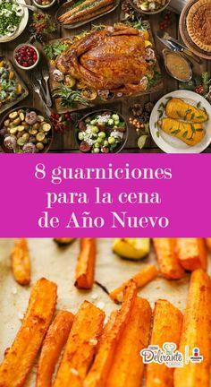 guarniciones para cenas navideñas | CocinaDelirante