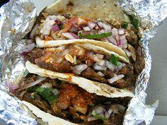 Birria Tacos: Mexico.