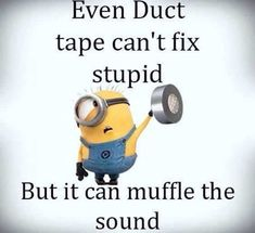 Minions Images, Minions Love, Minion Pictures, Funny Pictures, Funny Picture Quotes, Funny Images, Lol, Haha Funny, Funny Shit
