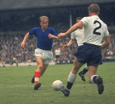 Following the 1966 World Cup, Laureus World Sports Academy Member Sir Bobby Charlton was voted England's Footballer of the Year, European Footballer of the Year and Best Player in the 1966 World Cup.