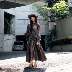 Mori Girl Fashion, Cute Fashion, Fashion Photo, Fashion Art, Fashion Outfits, Womens Fashion, Japanese Street Fashion, Korean Fashion, Tokyo Street Style