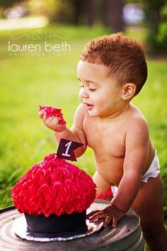 Kole {1st Birthday} » Lauren Beth Photography http://www.laurenbethphotographystudio.com
