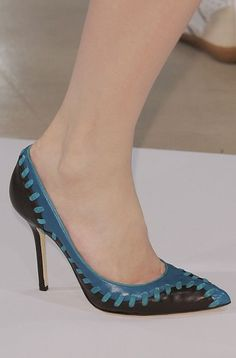 """Please shoe gods rain on me!! """"Shoe Porn: The Wildest Shoes on the Fall 2013 Runways   StyleCaster"""""""