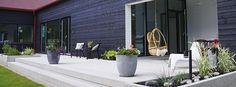 DIY betoniallas istutuksille | Terassilehti - Pihalla viihtyvien oma lehti