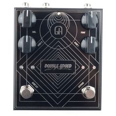 Greenhouse Effects Double Edged Distortion Pedal #greenhouseeffect