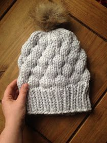 Three beanie hat patterns in less than a week! Hmmm I think I'm addicted to fall/winter fashion accessories. If you haven't check out the ot...