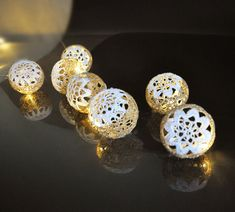 Christmas lights String Lights Fairy lights Wedding by Vitalights