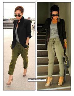 What I Wore | Victoria Beckham Inspired |Fashion, Lifestyle, and DIY