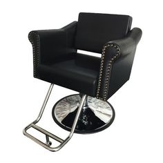 Milan Styling Chair - The Milan Styling chair is one of our most elegant, comfortable options. With molded foam seats reinforced with steel. Nail Salon Furniture, Spa Chair, Pedicure Spa, Barber Chair, Foot Rest, Milan, Manicure, Steel, Elegant