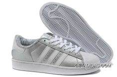 pretty nice 81d43 cc6b8 Amazing Leather Shoes Silver White Casual Classic Mens Hard Wearing Sport Adidas  Superstar II Free Exchanges TopDeals, Price   113.32 - Adidas Shoes,Adidas  ...