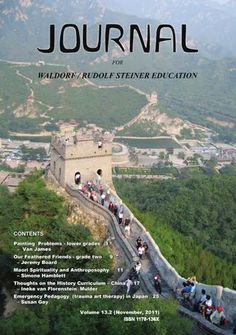 Journal for Waldorf Education - (has article detailing how Chinese history can be factored into grades 5, 6, 7, and 8th grade curriculum)  Check out www.NYHomeschool.com as well.
