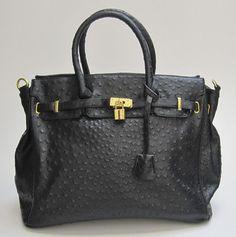 Kind of like a Hermes Birkin bag!