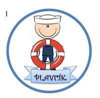 Námořníci 3. A :: Namornici-3a-oblacna Smurfs, Disney Characters, Fictional Characters, Fantasy Characters