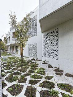 Miller & Maranta Architekten . Patumbah Park . Zurich (1)