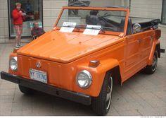 Volkswagen Thing (1972-75 in the U.S.)