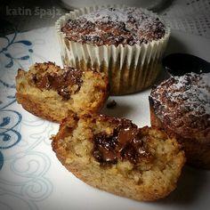Mafini Recepti, Sweet Recipes, Healthy Recipes, Muffin Cupcake, Kolaci I Torte, Crepe Cake, Banana Recipes, Xmas Crafts, Macaroons