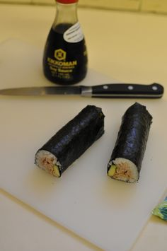 How to make Sushi - perfect toddler-friendly food and activity to get them involved