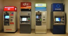 ATM Designs - they are very bulky. But it is the standard ATM Designs. (University of Washington, 2016)