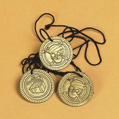 Pirate Coin Necklaces 48 Ct - Party Favors - Boys / Girls Fun Express,http://www.amazon.com/dp/B001BQYLNY/ref=cm_sw_r_pi_dp_mGF1sb0B5WVCB9NG