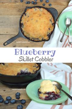 Blueberry Skillet Co
