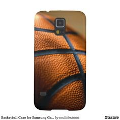 Shop Basketball Case for Samsung Galaxy created by Personalize it with photos & text or purchase as is! Samsung Cases, Iphone Cases, Basketball Design, New Samsung Galaxy, Electronic Gifts, Tech Accessories, Usb Flash Drive, Fathers, Cover