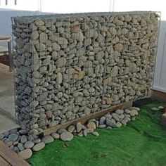 images about Gabion Walls on Pinterest Gabion wall