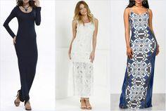Zaful Bodycon maxi dresses - My wishlist
